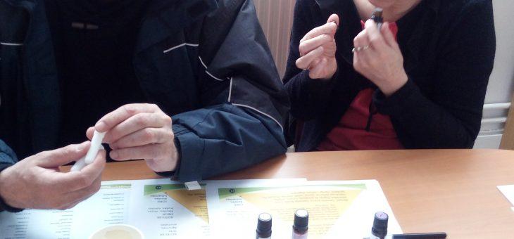 Gestion des odeurs par l'aromathérapie en EHPA